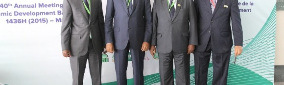 SDRB President Prof. Abdullahi Afrah and Minister of Finance return to Somalia , The Delegate Attended at the 40th annual meeting of the Islamic Development Bank (IDB) Board of Governors in Maputo, Mozambique.
